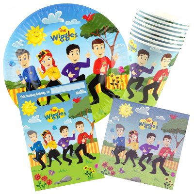 The Wiggles Party Pack 40PK