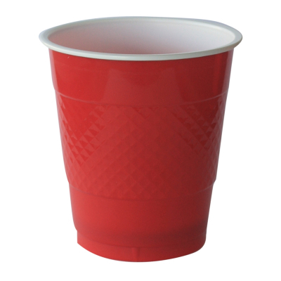 Five Star Cup 355ml Apple Red 20PK