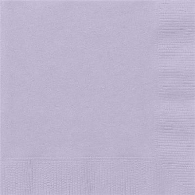 Luncheon Napkin Lavender 20PK