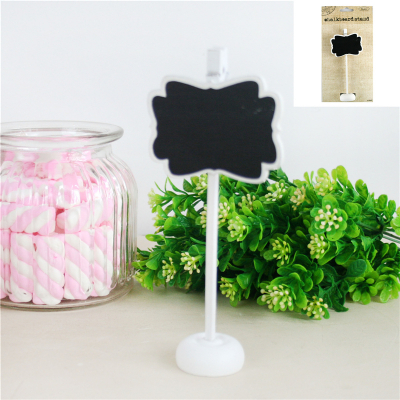 Chalkboard Stand 16cm