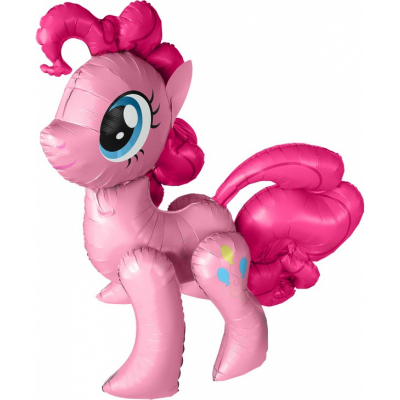 Airwalker My Little Pony Pinkie Pie Inflated with Helium