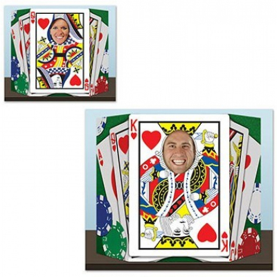 Playing Cards Royal Flush Photo Prop
