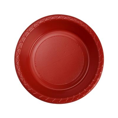 Five Star Round Dessert Bowl 17cm Apple Red 20PK