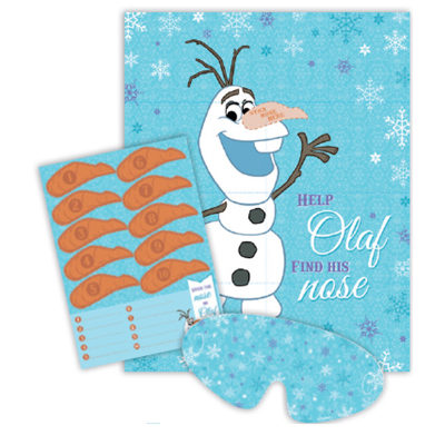 Disney Frozen Stick The Nose On Olaf