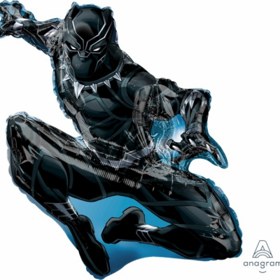 Black Panther Supershape Foil Balloon