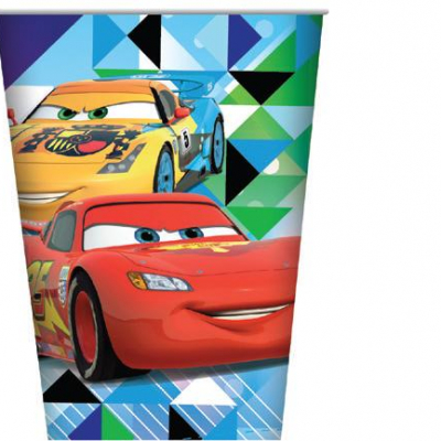 Disney Cars Paper Cups 8PK