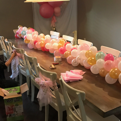 Balloon Garland Mini Per Meter