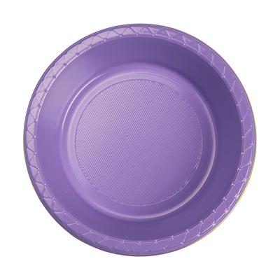 Five Star Round Dessert Bowl 17cm Lilac 20PK