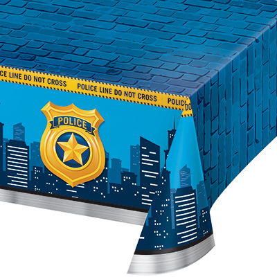 Police Party Tablecover All Over Print