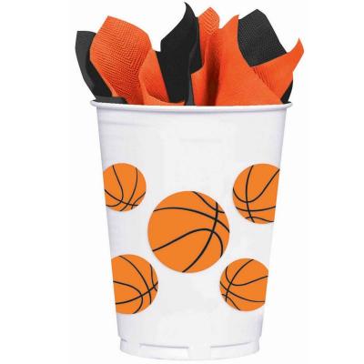 Basketball Fan 414ml Cup 8PK