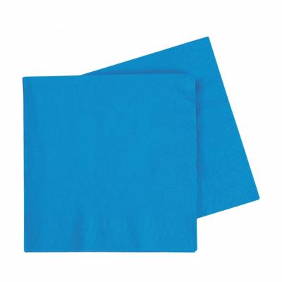 Five Star Lunch Napkin 33cm Electric Blue 40PK