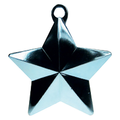 Balloon Weight Star Pastel Blue