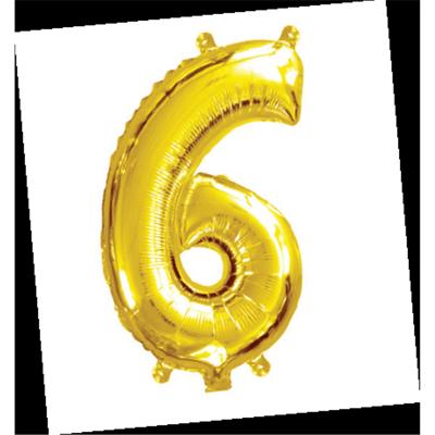 35cm 14 Inch Gold Foil Balloon 6