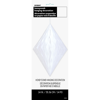 Hanging Decoration Diamond White
