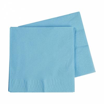 Five Star Lunch Napkin 33cm Pastel Blue 40PK