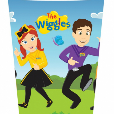 The Wiggles 266ml Cups 8PK