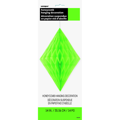 Hanging Decoration Diamond Light Green
