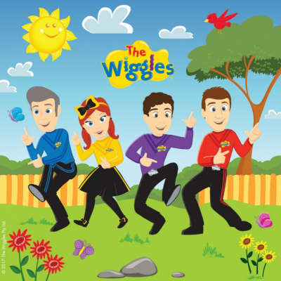 The Wiggles Lunch Napkins 16PK