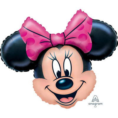 Minnie Mouse Supershape Foil Balloon