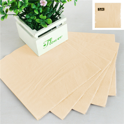 ECO Brown Lunch Napkin 30PK