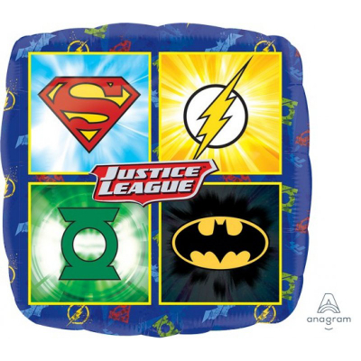 Justice League 45cm Standard Foil Balloon