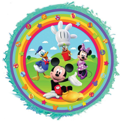 Mickey Mouse Clubhouse Pull String Pinata