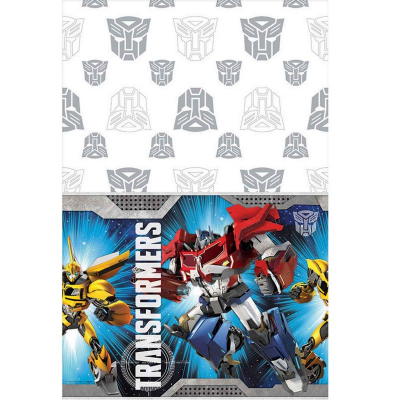 Transformers Core Plastic Tablecover