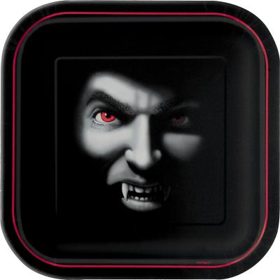 Vampire 18cm Plates 10PK
