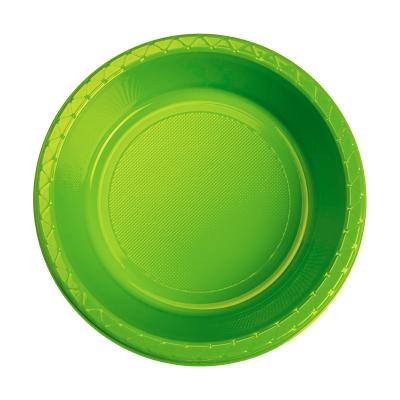 Five Star Round Dessert Bowl 17cm Lime Green 20PK