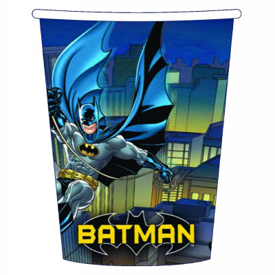 Batman Cup 266ml 8PK