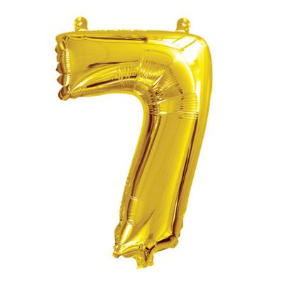 35cm 14 Inch Gold Foil Balloon 7
