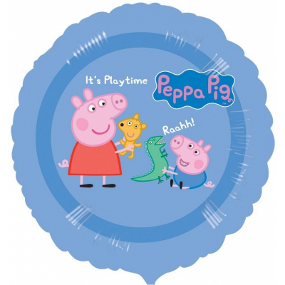 Peppa Pig 45cm Standard Foil Balloon