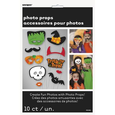 Photo Props Halloween 10PK