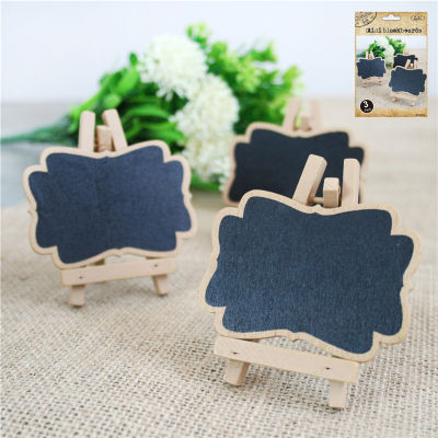 Kraft Mini Blackboards 3PK