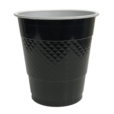 Five Star Cup 355ml Black 20PK