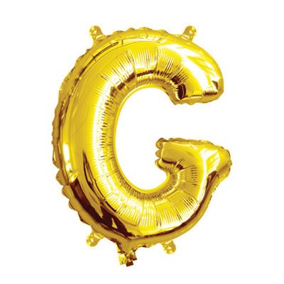 35cm 14 Inch Gold Foil Balloon G