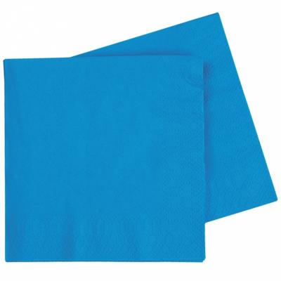 Five Star Dinner Napkin 40cm Electric Blue 40PK