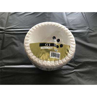 18cm Bowls White 50PK