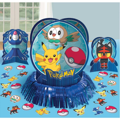 Pokemon Core Table Decorating Kit 23PK