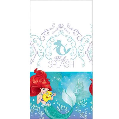 The Little Mermaid Ariel Dream Big Plastic Tablecover