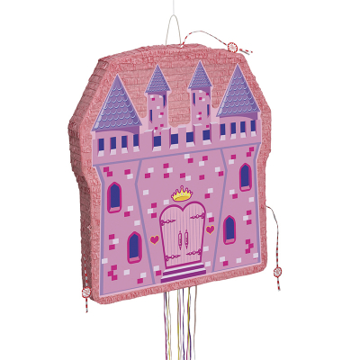 Pinata Jumbo Castle Pop Out Pull String