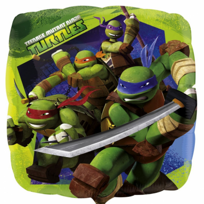 Teenage Mutant Ninja Turtles 45cm Standard Foil Balloon