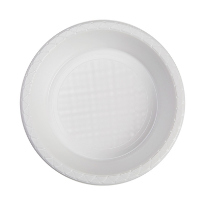 Five Star Round Dessert Bowl 17cm White 20PK