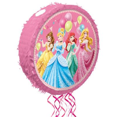 Disney Princess Pop-Out Pull String Pinata