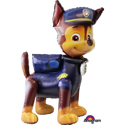 Airwalker Paw Patrol Chase Inflated with Helium
