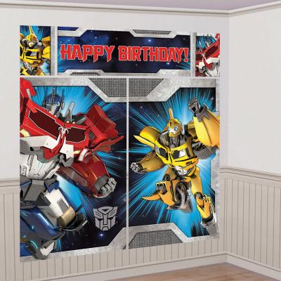 Transformers Core Scene Setter 5PK