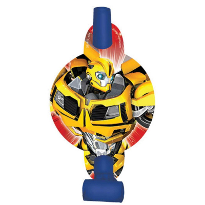 Transformers Core Cardboard Blowouts 8PK