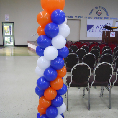 1.5m Balloon Column