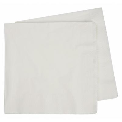 Five Star Dinner Napkin 40cm White 40PK