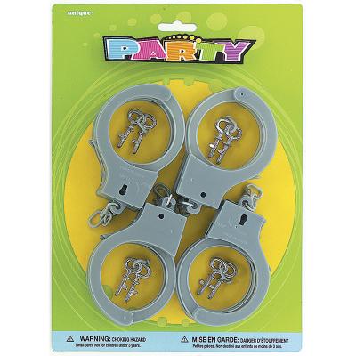 Handcuffs 4PK